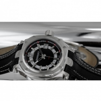 Vyriškas laikrodis BISSET Metadate BSCD25SIBR05BX