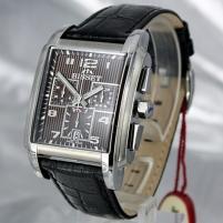 Vīriešu pulkstenis BISSET Montrotte BSCC67 MS BR BK
