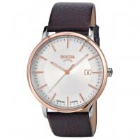 Vīriešu pulkstenis Boccia Titanium 3557-04 Vīriešu pulksteņi