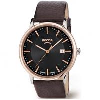 Vīriešu pulkstenis Boccia Titanium 3557-05