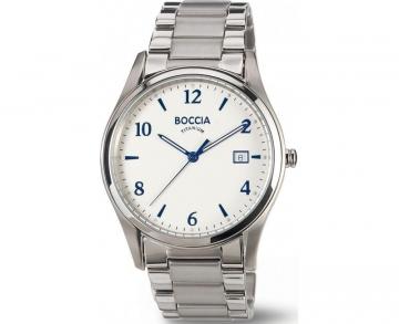 Vyriškas laikrodis Boccia Titanium 3562-04 Vyriški laikrodžiai
