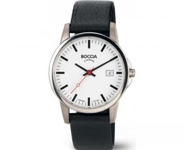 Vyriškas laikrodis Boccia Titanium 604-18 Vyriški laikrodžiai