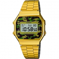 Vyriškas laikrodis Casio A168WEGC-3EF