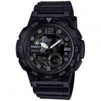 Vyriškas laikrodis Casio AEQ-100W-1BVEF Vyriški laikrodžiai