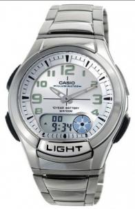 Male laikrodis Casio AQ-180WD-7BVES