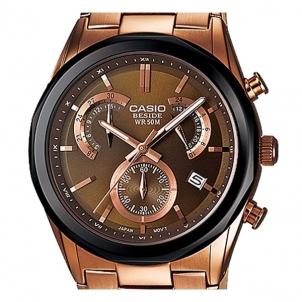 Men's watch CASIO BEM-509GL-5AVEF
