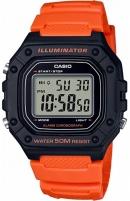 Vyriškas laikrodis Casio Collection W-218H-4B2VEF Vyriški laikrodžiai