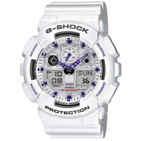 Vīriešu pulkstenis Casio G-Shock GA-100A-7AER