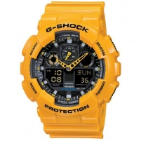 Men's watch Casio G-shock GA-100A-9AER