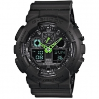 Male laikrodis Casio G-Shock GA-100C-1A3ER