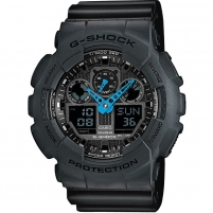 Male laikrodis Casio G-Shock GA-100C-8AER