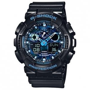 Vīriešu pulkstenis Casio G-Shock GA-100CB-1AER