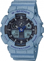 Vyriškas laikrodis Casio G-Shock GA-100DE-2AER
