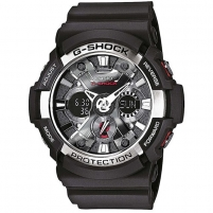 Vīriešu pulkstenis Casio G-Shock GA-200-1AER