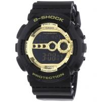 Male laikrodis Casio G-Shock GD-100GB-1ER Mens watches