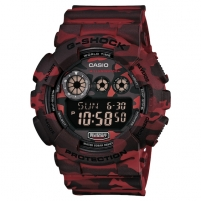 Vīriešu pulkstenis Casio G-Shock GD-120CM-4ER