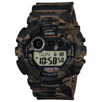 Male laikrodis Casio G-Shock GD-120CM-5ER