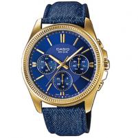 Vīriešu pulkstenis CASIO MTP-E304GBL-2AVEF