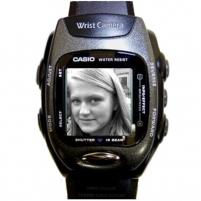 Vyriškas laikrodis Casio WQV-2S-1ER Vyriški laikrodžiai
