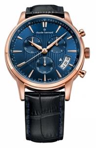 Vyriškas laikrodis Claude Bernard Classic Chronograph 01002 37R BUIR