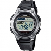 Electronic Casio laikrodis W-212H-1AVES Mens watches