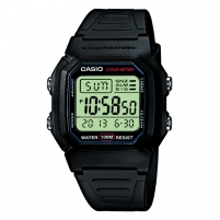 Electronic Casio laikrodis W-800H-1AVES Mens watches