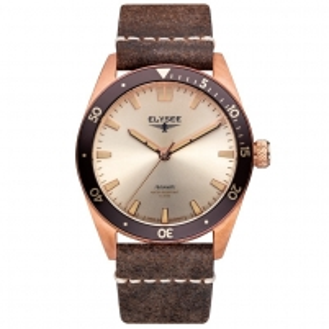 Vyriškas laikrodis ELYSEE Bronze Automatic 98011