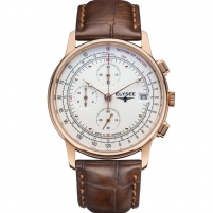 Vyriškas laikrodis ELYSEE HERITAGE CHRONO 11013