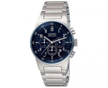 Male laikrodis Esprit TP000T3 Silver Blue ES000T31023
