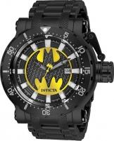 Vyriškas laikrodis Invicta DC Comics Batman 26819 Мужские Часы