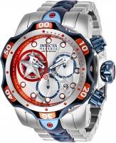 Vyriškas laikrodis Invicta Marvel Captain America 27039