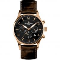 Vyriškas laikrodis JACQUES LEMANS laikrodis 1-1654G