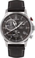 Vīriešu pulkstenis Junkers - Iron Annie Worldtimer 6892-2