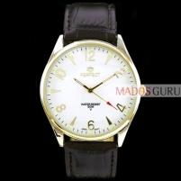 Vyriškas laikrodis Klasikinio stiliaus Perfect PFC141RG