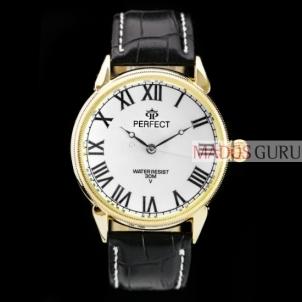 Vyriškas laikrodis Klasikinis Perfect PFC169G
