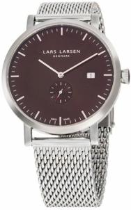 Male laikrodis Lars Larsen LW31 Sebastian Steel 131SBSM