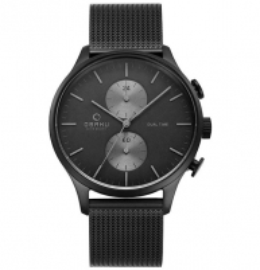 Vyriškas laikrodis Obaku V196GUBBMB