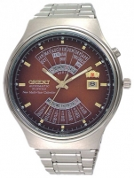 Vīriešu pulkstenis Orient FEU00002PW