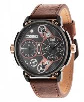 Vyriškas laikrodis Police Steampunk PL14693JSB/12A