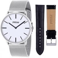 Vīriešu pulkstenis Prim Klasik Slim 2019 W01P.13091.A