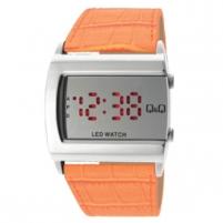 Vyriškas laikrodis Q&Q LED laikrodis M101J381Y