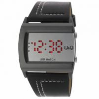 Vīriešu pulkstenis Q&Q LED pulkstenis M101J501Y