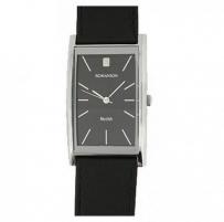 Vyriškas laikrodis Romanson DL2158C MW BK