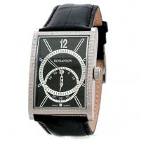 Vyriškas laikrodis Romanson DL5146N MW BK