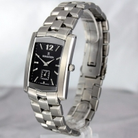 Vyriškas laikrodis Romanson TM3571 BM WBK