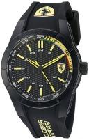 Vyriškas laikrodis Scuderia Ferrari 0830302 Vyriški laikrodžiai