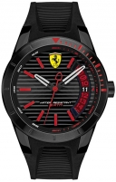 Male laikrodis Scuderia Ferrari Red Rev-T 0830428