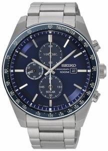 Male laikrodis Seiko Chronograf Solar SSC719P1