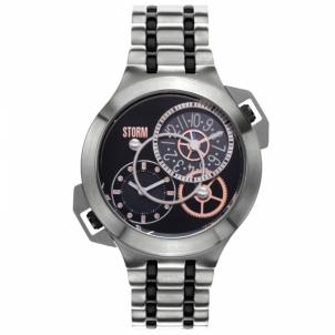 Vīriešu pulkstenis STORM Dualtec Black 2