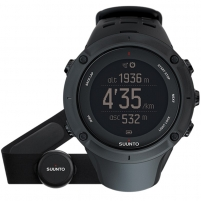 Male laikrodis SUUNTO AMBIT3 PEAK Black HR